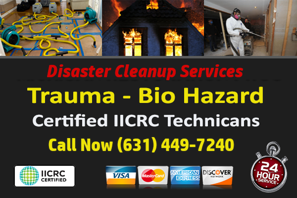 Trauma Cleanup Nassau and Suffolk County NY